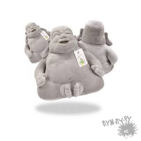 Мягкая игрушка Мягкий Будда