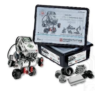 Конструктор Mindstorms Ev3 (полный комплект, Lego)