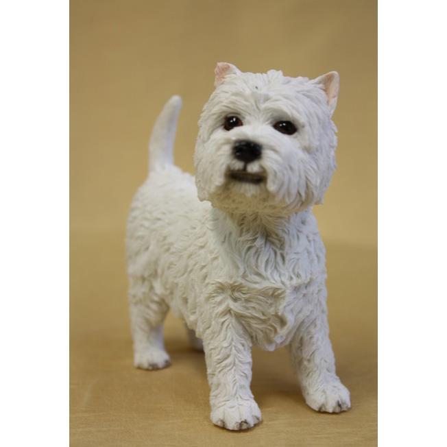 Статуэтка собаки «Вест-вайленд-Вайт Терьер»