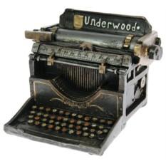 Ретро-копилка Печатная машинка