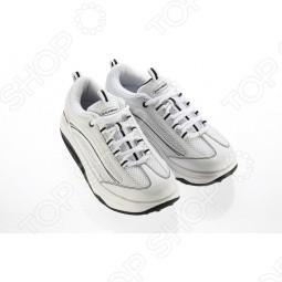 Кроссовки Walkmaxx Sporty 2.0. (белые с черным)