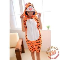 Легкая пижама кигуруми Тигра