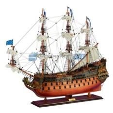 Макет корабля Le Soleil Royal