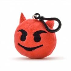 Брелок-смайлик Красный Демон