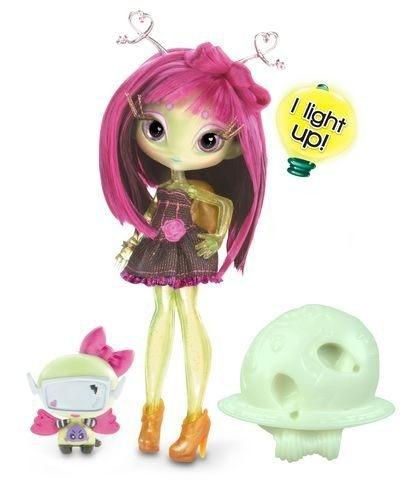 Кукла Novi Stars Alie Lectric (с подсветкой)