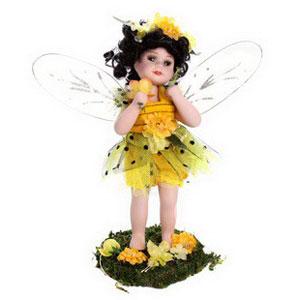Кукла  «Дитя цветов»