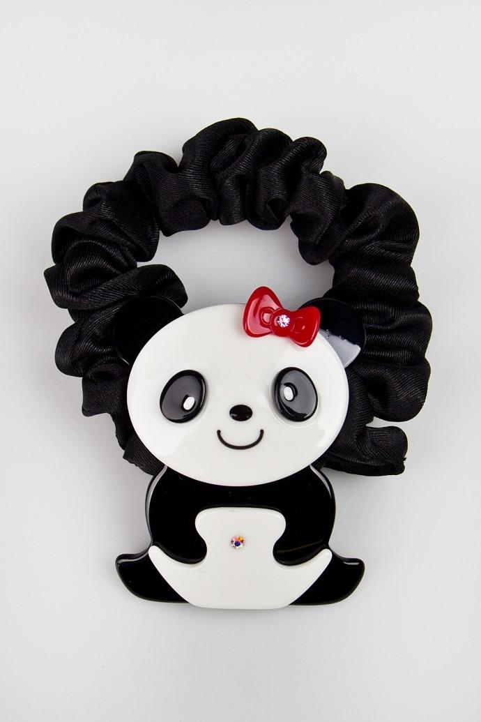 Резинка для волос Панда