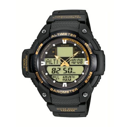 Мужские наручные часы Casio Sports Gear SGW-400H-1B2