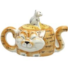 Чайник Кошка и мышка