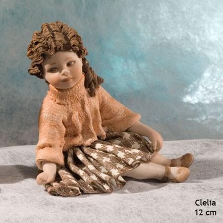 Фарфоровая статуэтка Clelia