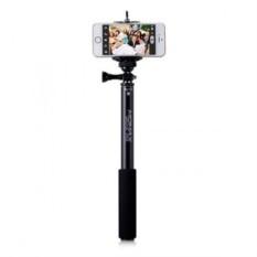 Селфи-монопод MOMAX SelfiFit Pod 90cm KMS1 Black с пультом
