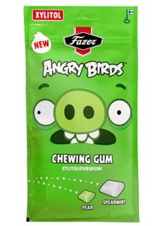 Жвачки Angry Birds Chewing Gum