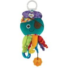 Мягкая подвесная игрушка Lamaze Капитан Кальмар