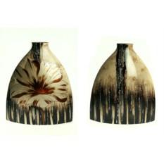 Декоративная ваза Нежный пион