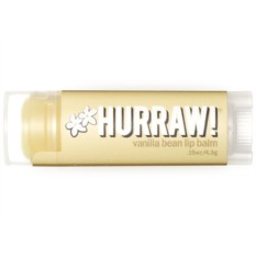 Бальзам для губ Hurraw! Vanilla Bean Lip Balm
