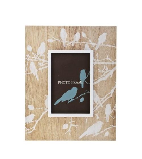 Рамка для фото Воркующие птички
