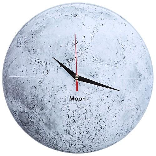Настенные часы «Луна»