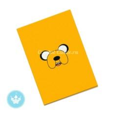 Обложка на паспорт Джейк