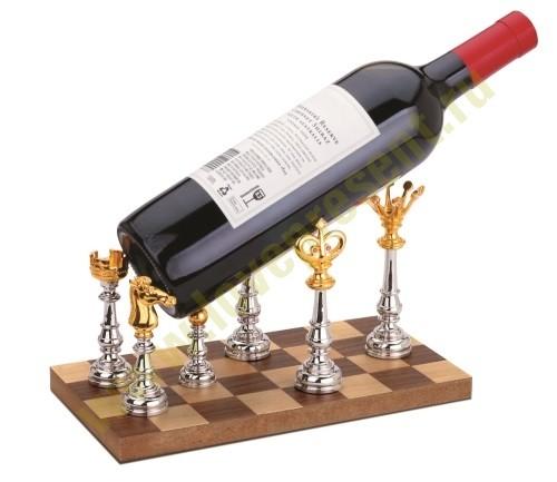 Подставка под бутылку «Шахматы»