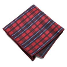 Нагрудный платок (бордовый)