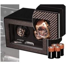 Шкатулка для подзавода механических часов Avante DUKE-D2-CF