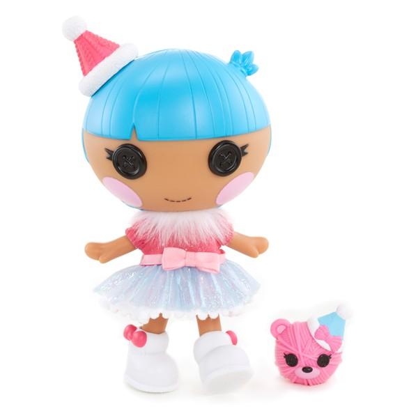 Кукла Лалалупси Праздничная Снежинка (Lalaloopsy Littles)