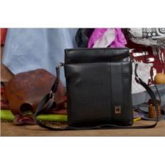 Черная сумка-планшет Майкл коллекции Eclat