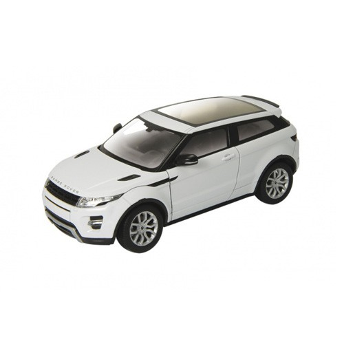Модель машины Range Rover Evoque от Welly