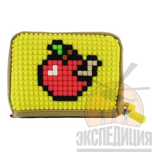 Сумочка Креатив, желтая, Pixel