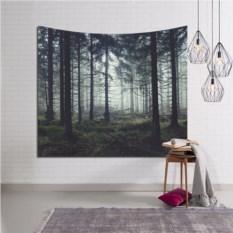 Декоративное панно на стену В сосновом лесу