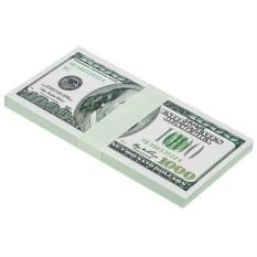 Блокнот «Пачка долларов»