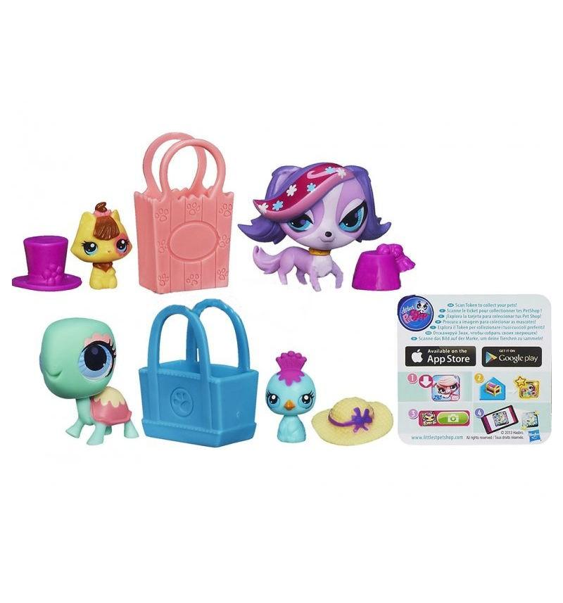 Игровой набор Мини-коллекция. Магазин, Little Pet Shop