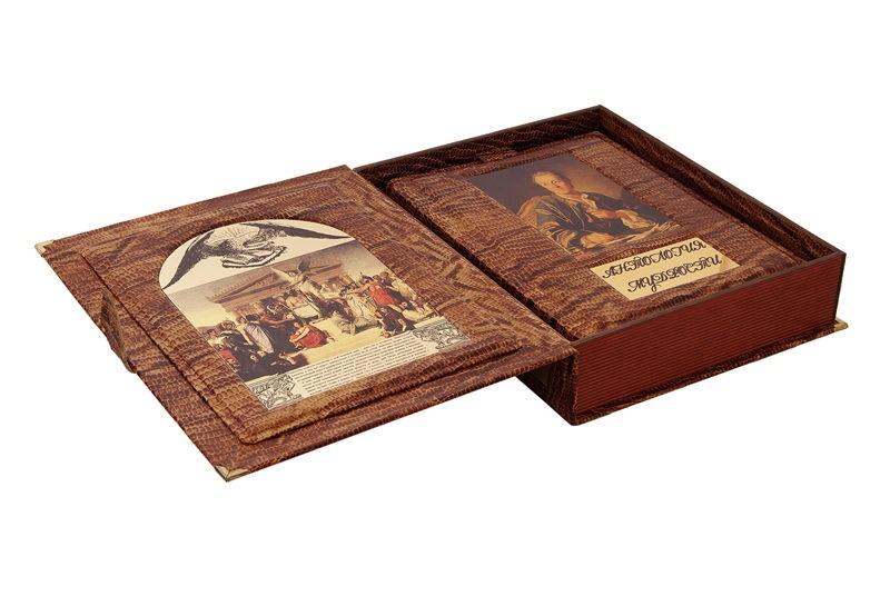 Книга Антология мудрости В. Шойхер, в коробе