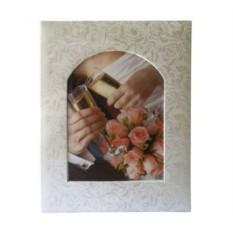 Фотоальбом на 15х20 76 фото + А4 24  Свадьба