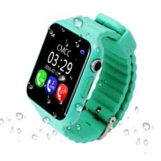 Детские часы Smart Baby Watch Х10 (цвет — зеленый)