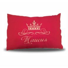 Именная подушка для девочек