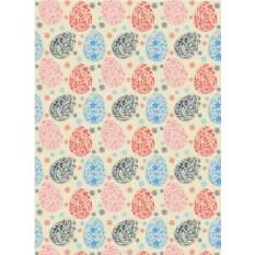 Рисовая бумага Craft Premier Пасхальный орнамент