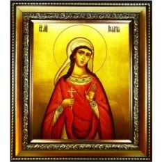 Икона на холсте Пелагия Тарсийская