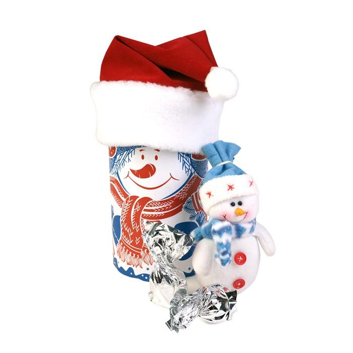Набор конфет Снеговик в шапке