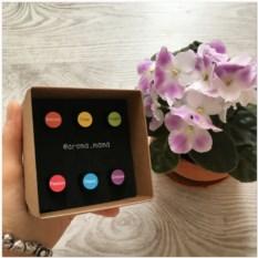 Арома-коробка Эмоции (6 флаконов по 1 мл)