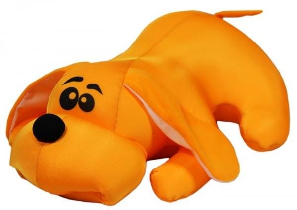 Антистрессовая игрушка Собака Джой (средняя)