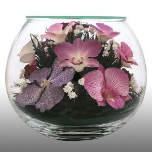 Живые цветы Для милых дам