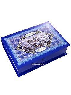 Подарочная шкатулка для Оренбургского платка
