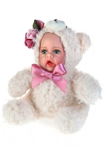 Кукла Маленький медвежонок