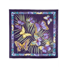 Шелковый платок (атлас) Фиджи