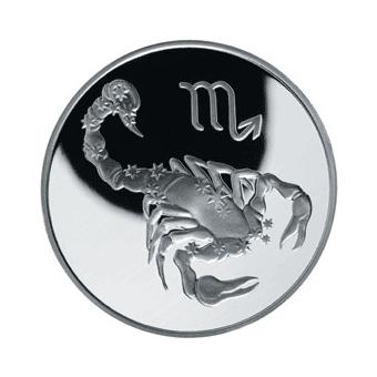 Монета «Скорпион»