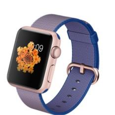 Apple Watch Sport 38mm with Woven Nylon (цвет Royal Blue)