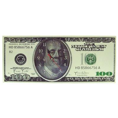 Часы «Доллар»