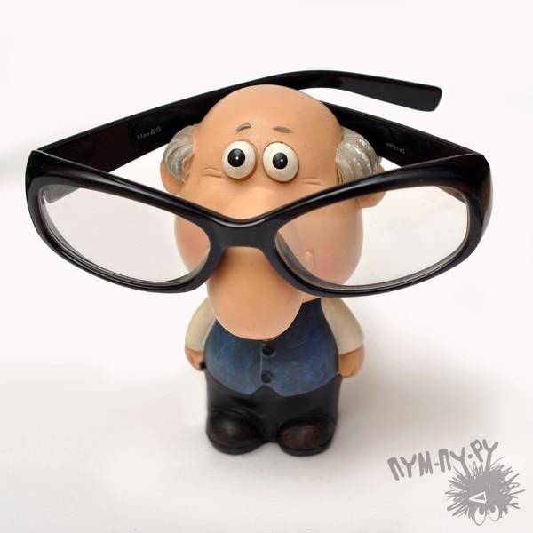 Подставка под очки Дедушка