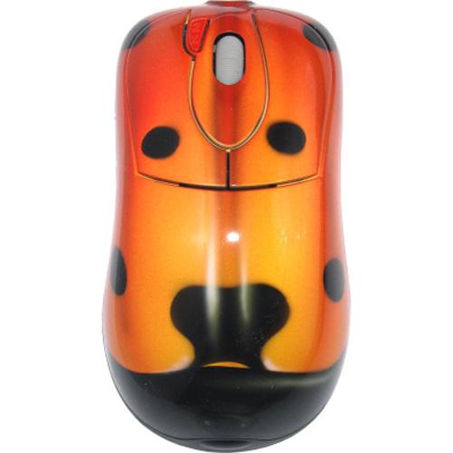Мышь расписная «Божья коровка»